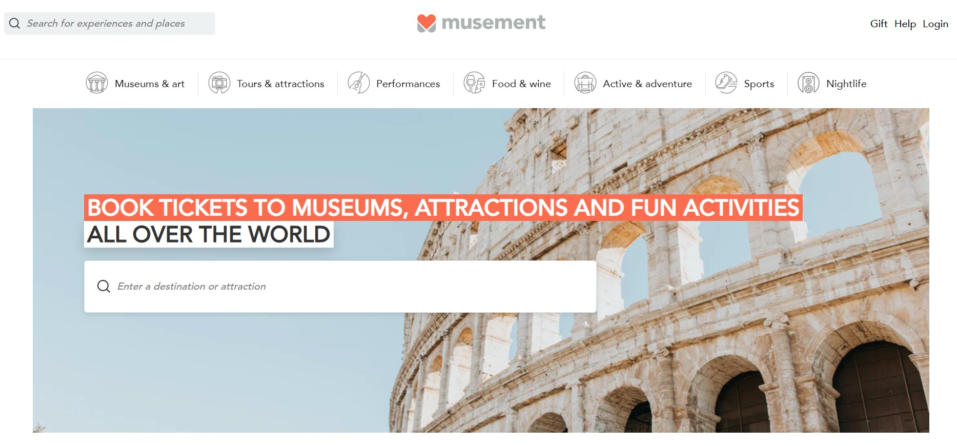 Promote tours and activities on social media with Musement